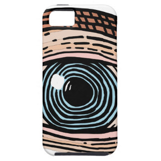 Eye of Providence (transparent) iPhone 5 Covers