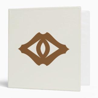 Eye of Sauron 3 Ring Binder