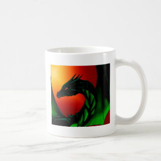 Eye of the Dragon Coffee Mug