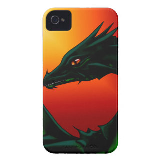 Eye of the Dragon iPhone 4 Case-Mate Case