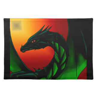 Eye of the Dragon Placemat