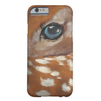 Eye of the Fawn Barely There iPhone 6 Case