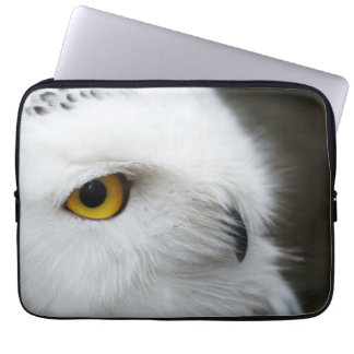 Eye of the Owl Laptop Sleeve