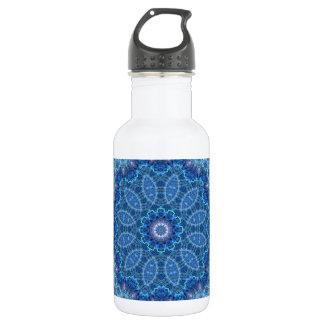 Eye of the Storm Mandala 532 Ml Water Bottle