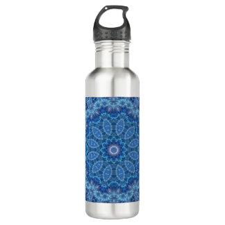 Eye of the Storm Mandala 710 Ml Water Bottle