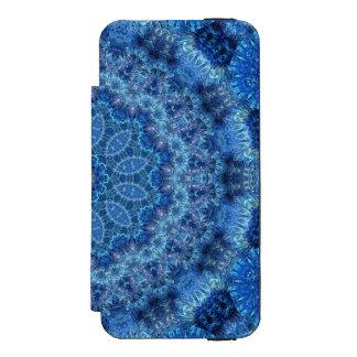 Eye of the Storm Mandala Incipio Watson™ iPhone 5 Wallet Case