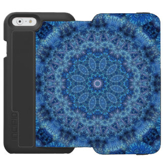 Eye of the Storm Mandala Incipio Watson™ iPhone 6 Wallet Case
