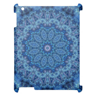 Eye of the Storm Mandala iPad Case