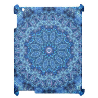 Eye of the Storm Mandala iPad Cases