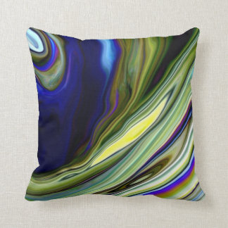 """""""Eye of the Storm"""" pillow"""