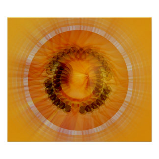 Eye of the sun poster
