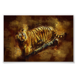 Eye of the Tiger Posters