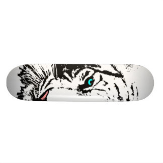 Eye Of The Tiger Skateboard