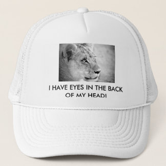 Eye Of The Tiger Trucker Hat
