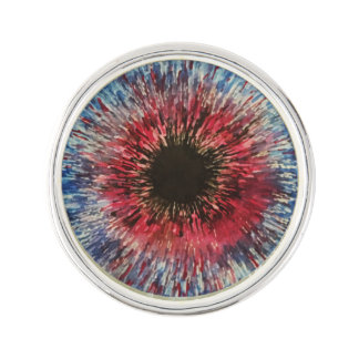 Eye of the World - Cosmic lapel pin