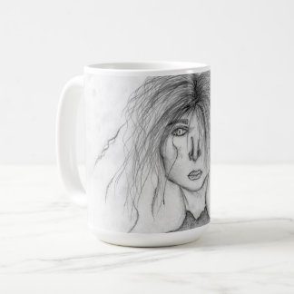 Eye of Tiger Coffee Mug