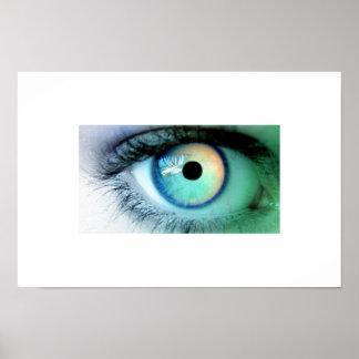 Eye of Titan Poster