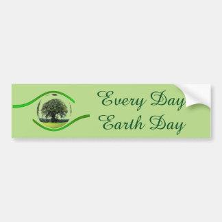 Eye on Ecology Bumper Sticker