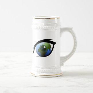 Eye on the World Mugs