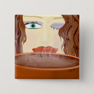 Eye Opener Art Pin