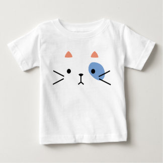 Eye Patch Kitty Baby T-Shirt