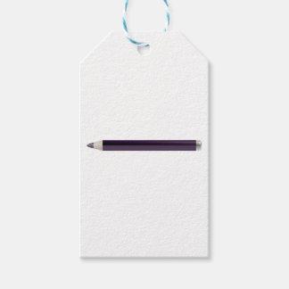 Eye pencil gift tags