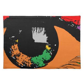 Eye Placemat