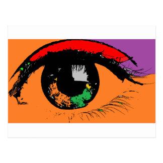 Eye Postcard