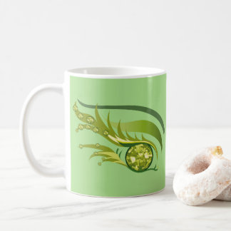 "EYE SEE YOU ""AUGUST PERIDOT"" COFFEE MUG"