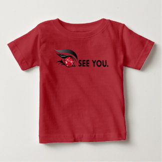 """EYE SEE YOU """"JULY RUBY"""" BABY T-Shirt"""