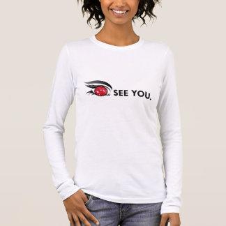 "EYE SEE YOU ""JULY RUBY"" LONG SLEEVE T-Shirt"