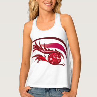 "EYE SEE YOU ""JULY RUBY"" TANK TOP"