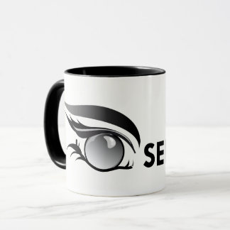 "EYE SEE YOU ""JUNE PEARL"" MUG"