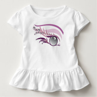 "EYE SEE YOU ""JUNE PEARL"" TODDLER T-SHIRT"