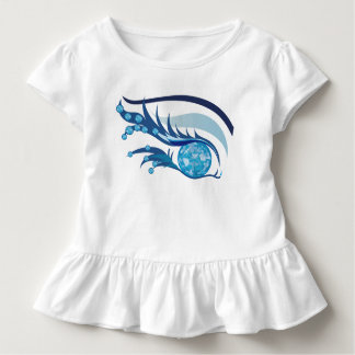"EYE SEE YOU ""MARCH AQUAMARINE"" TODDLER T-SHIRT"