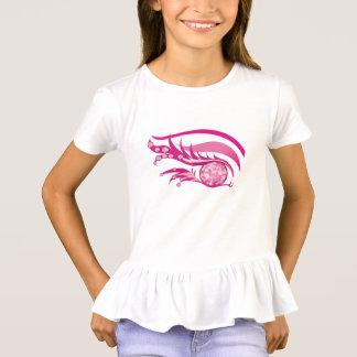 "EYE SEE YOU ""OCTOBER PINK ROSE"" T-Shirt"
