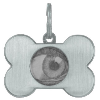 Eye See You Pet Name Tag