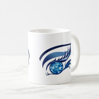 "EYE SEE YOU ""SEPTEMBER SAPPHIRE BLUE"" COFFEE MUG"