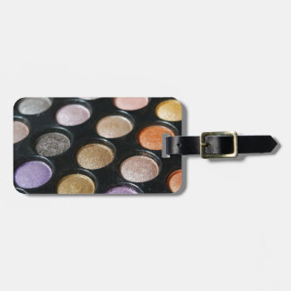 Eye Shadow Luggage Tag