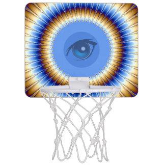 Eye Shot!_ Mini Basketball Backboard