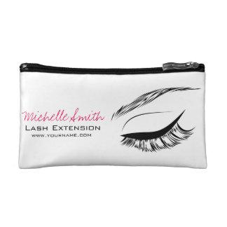Eye Sketch Mascara Lash Extension Cosmetic Bag