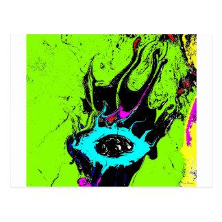 Eye Spy 2 Postcard