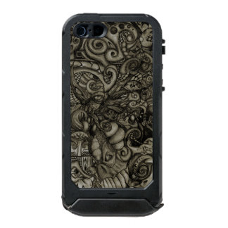 Eye-Spyder Demon Abstract Tribal ArtWork Incipio ATLAS ID™ iPhone 5 Case