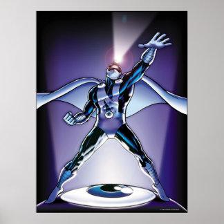 Eye Superhero Poster