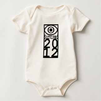 EYe Survived 2012 Baby Bodysuits