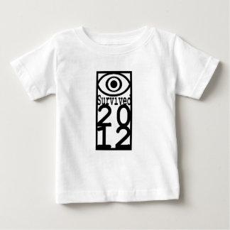 EYe Survived 2012 Tee Shirt