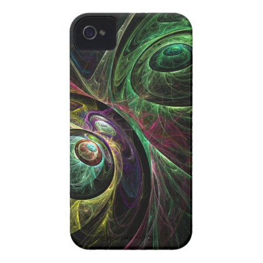 Eye to Eye Abstract Art iPhone 4 / 4S Case-Mate iPhone 4 Case