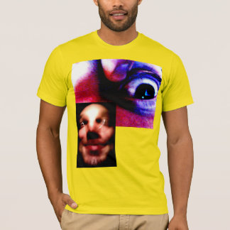 EYE With Funny Face T-Shirt