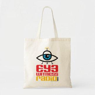 Eye Witness Radio tote bag