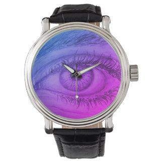 Eye Wrist Watches